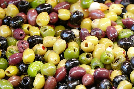 Olives, Market, Market Hall