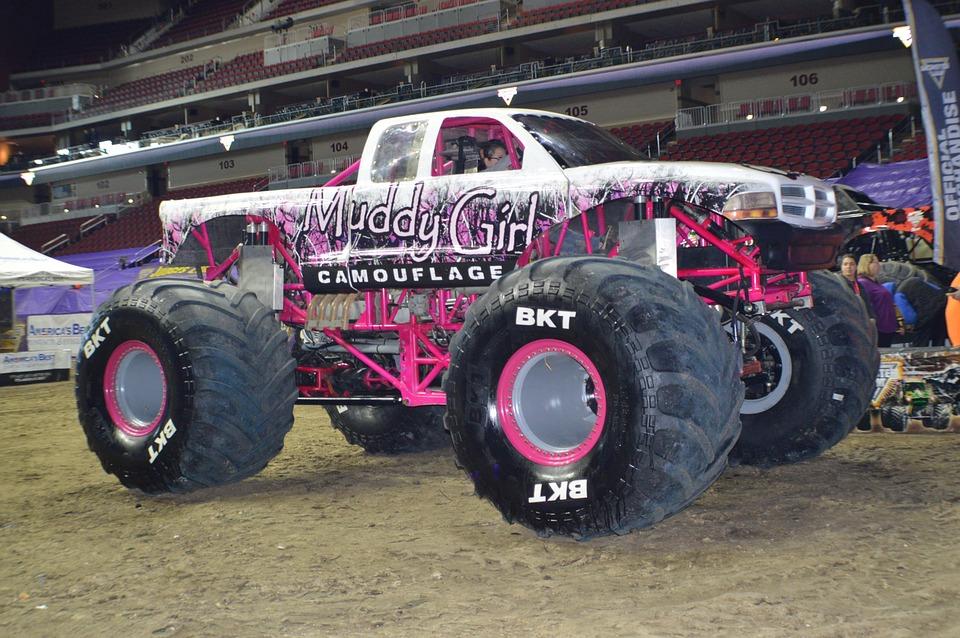 Monster Truck Jam Photo Gratuite Sur Pixabay