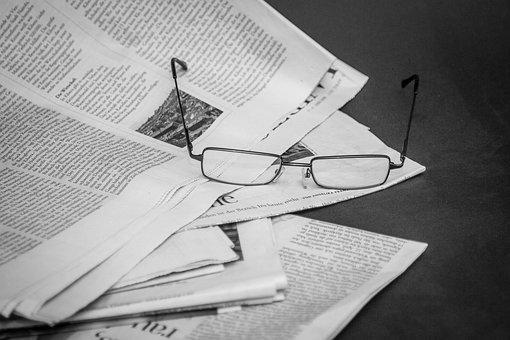 Krant, Lezen, Informatie, Nieuws