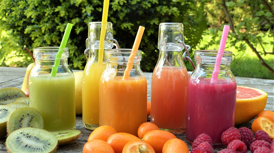 Smoothies, Jus De, Fruits, Fruit, Mûrs, Bio, Santé