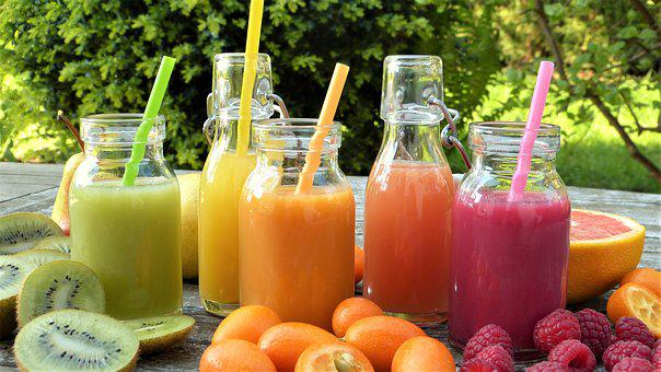 Smoothies, Juice, Fruits, Fruit, Ripe