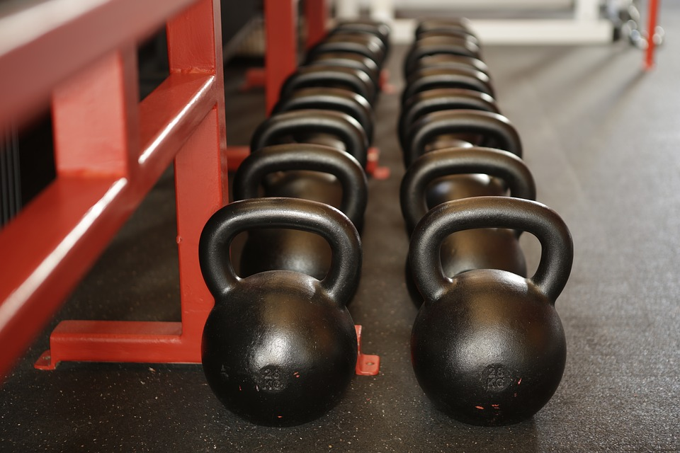 Sport, Force, Weights, Dumbbell, Training, Gym