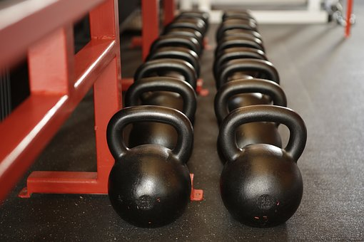 Sport, Force, Weights, Dumbbell