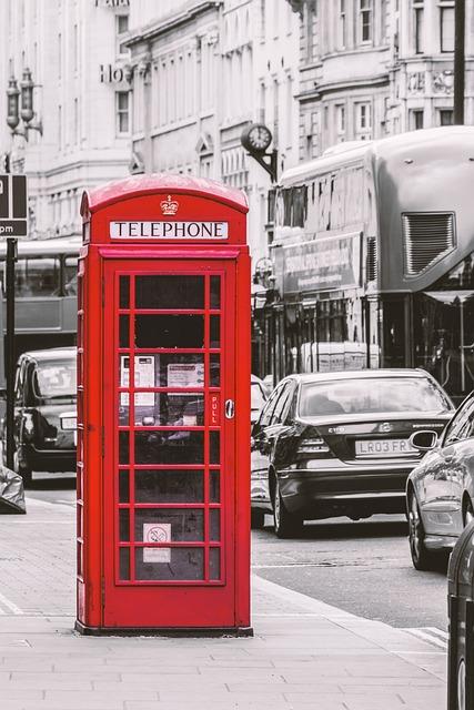 Londres cabine t l phonique rouge photo gratuite sur pixabay - Lincroyable maison book tower londres ...