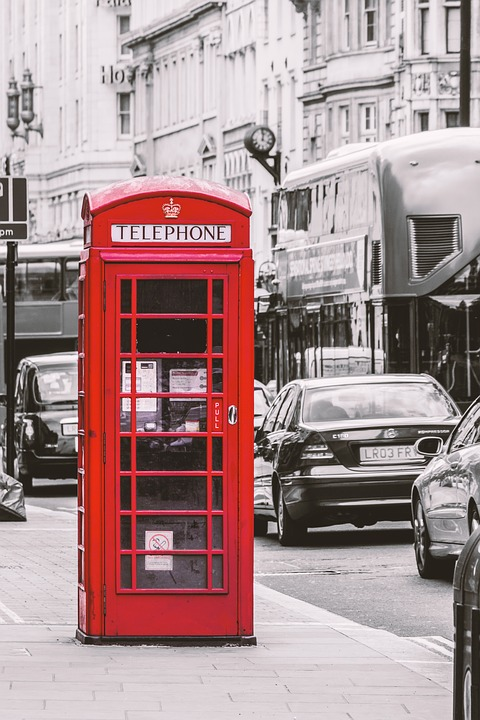 Londres cabine t l phonique rouge photo gratuite sur pixabay - Lincroyable maison book tower londres ...