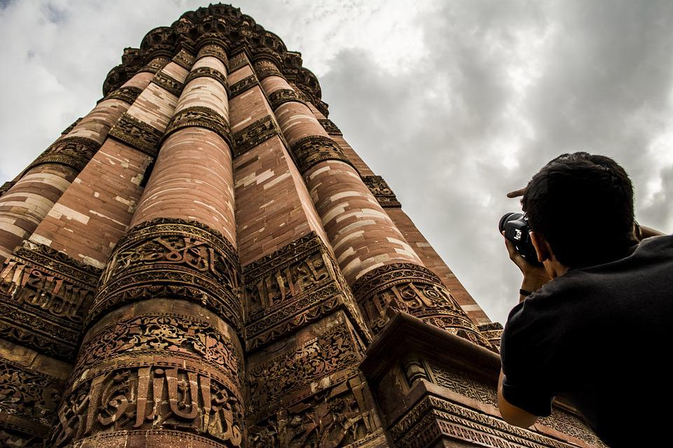 Qutub Minar, Heritage, Monument, Indian, Classic