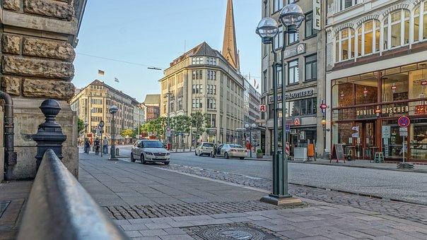 Hamburg, Stadt, Stadtmitte