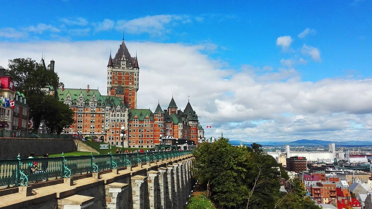 Quebec: Chateau Frontenac