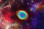 galaxy, universe, cosmos