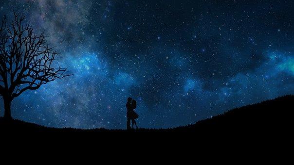 Romance, Love, Couple, Heart, Design