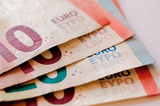 L'Argent, Euros, Finances, Monnaie