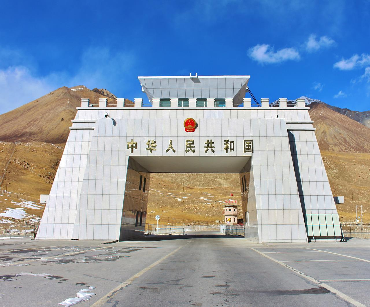 китайская граница картинки