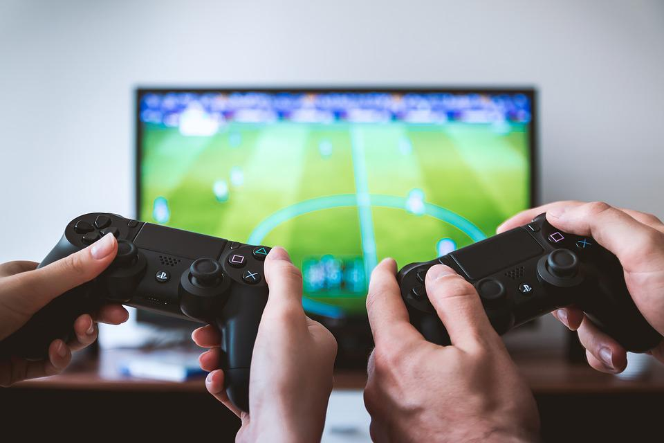 Gaming, Tv, Spelers, Speler, Home, Game, Games
