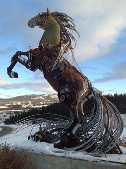 Whitehorse, Yukon, Horse