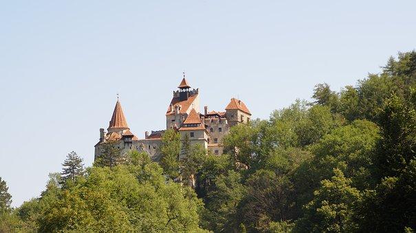 Hrad Bran, Rumunsko, Dracula, Cestovní