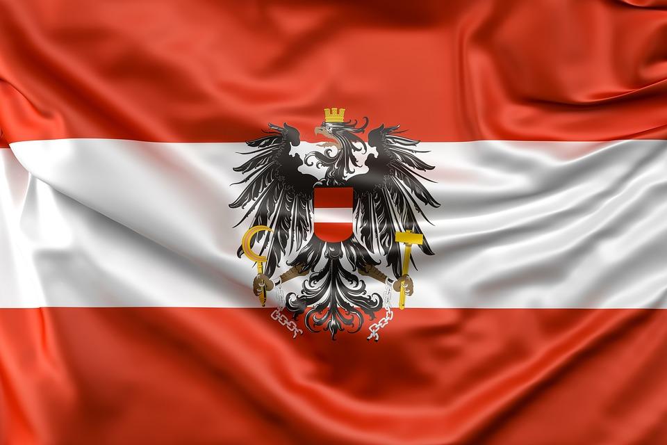 flag austria eagle of free photo on pixabay