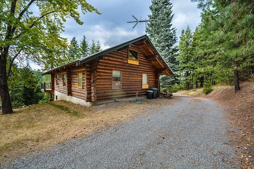 log cabin images pixabay download free pictures