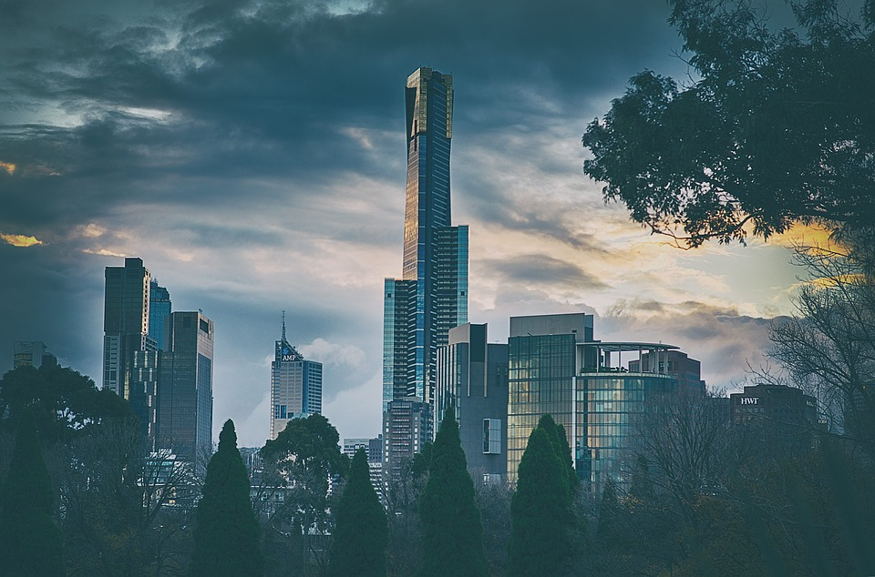 Melbourne City Cityscape 183 Free Photo On Pixabay