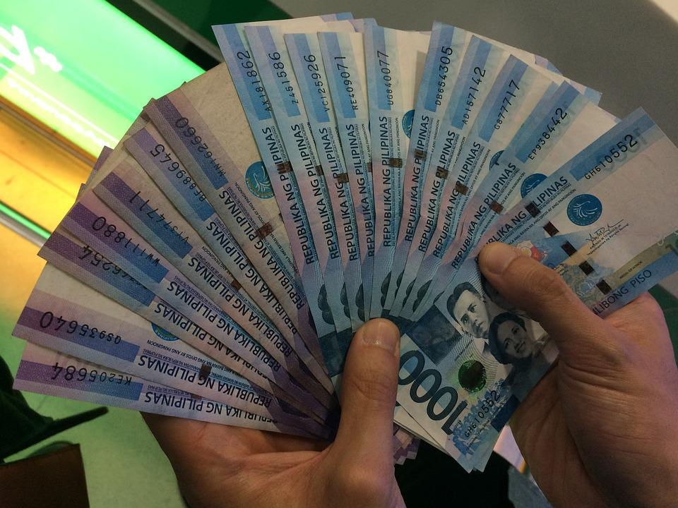 More Money in the Philippines