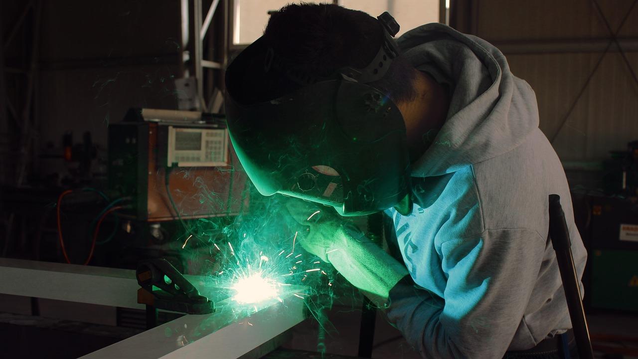 технология ручной дуговой наплавки стали