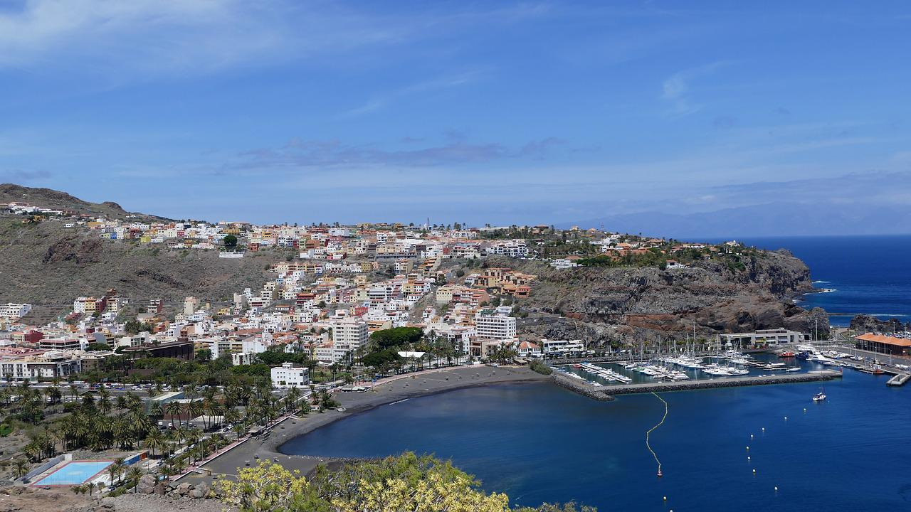 Isola Cefalù Isole Canarie