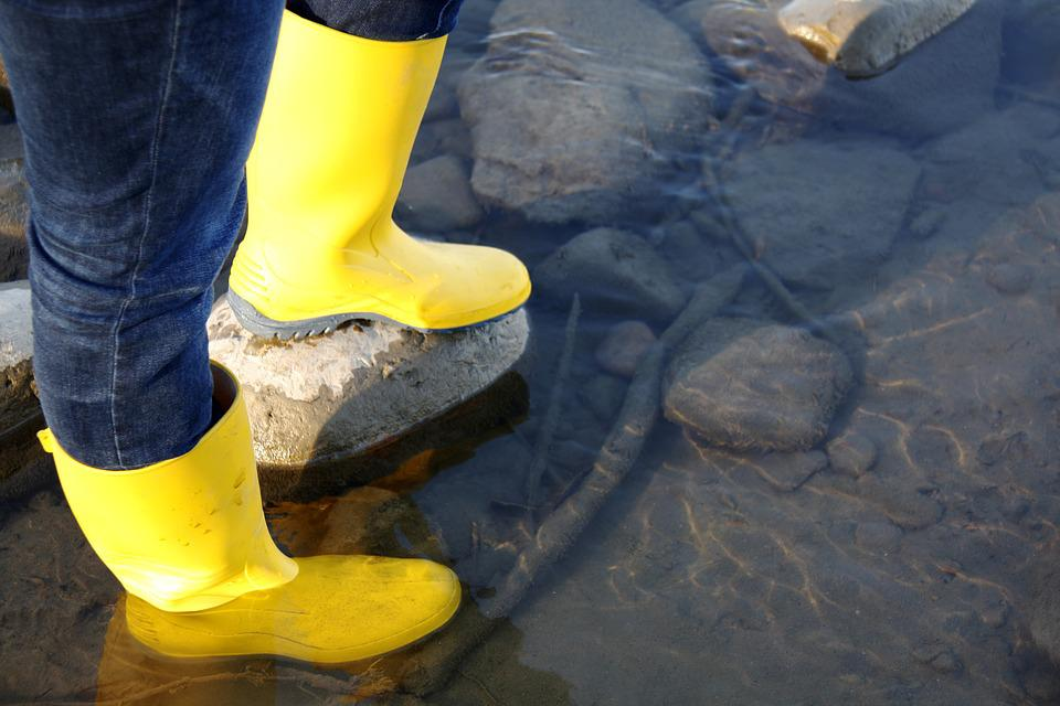 Rubber Boots River Water 183 Free Photo On Pixabay