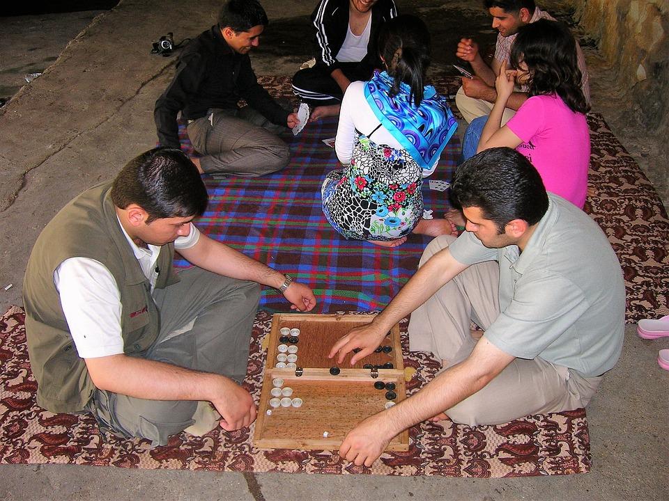 Backgammon Jugar Tablero De Juego Foto Gratis En Pixabay