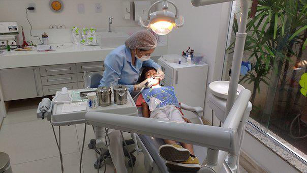 Dentist, Child, Tooth, Dental Care
