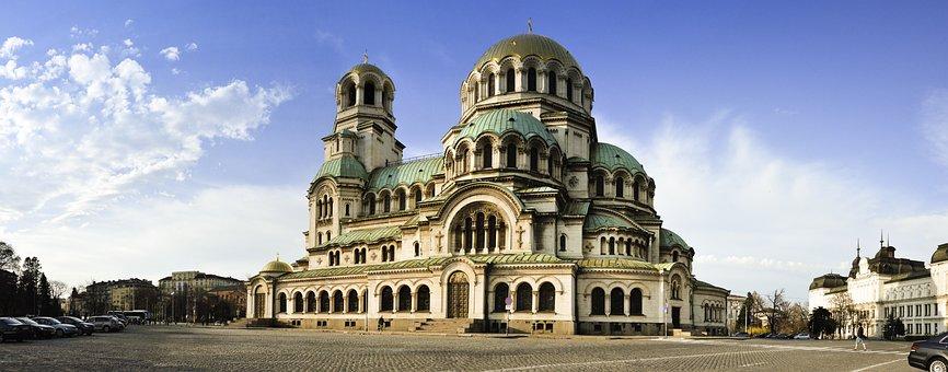 Церковь, София, Александр Невский