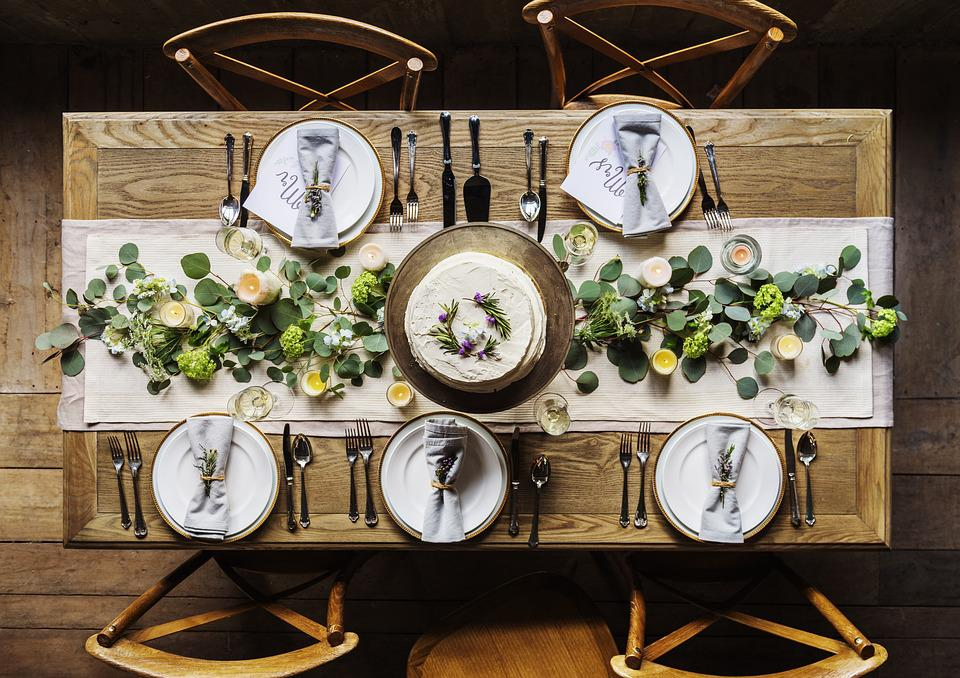 Champagne, Decoration, Dining, Dining Table, Dish