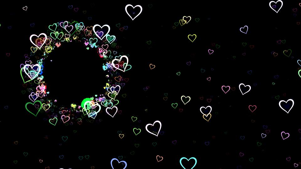 Herz-Rahmen Hintergrund · Kostenloses Bild auf Pixabay