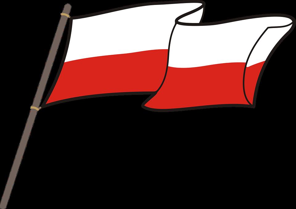 Polska Flaga, Flaga, Flaga Polski, Biało-Czerwone