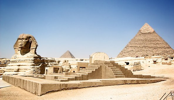 Egypt Pyramids Egyptian Ancient Travel Tou