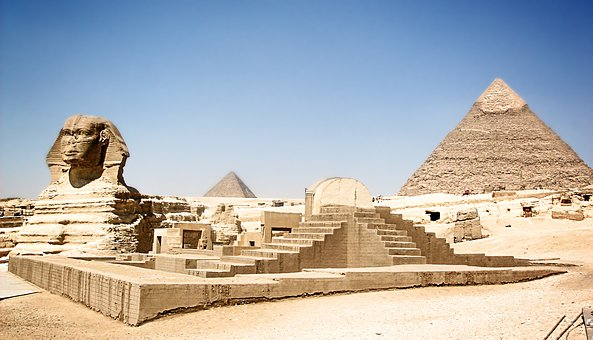 Egypt, Pyramids, Egyptian, Ancient
