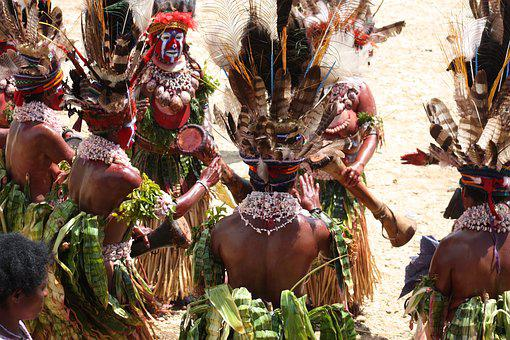 Highlands, Papua New Guinea, Tribes