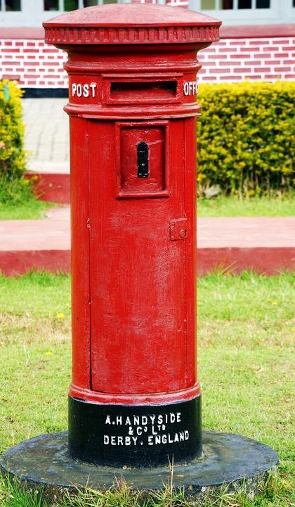 Englisch Briefkasten Kostenloses Foto Auf Pixabay