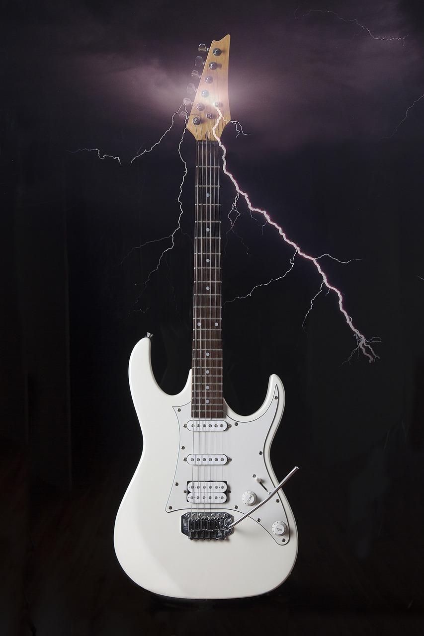 Гитара рок картинки