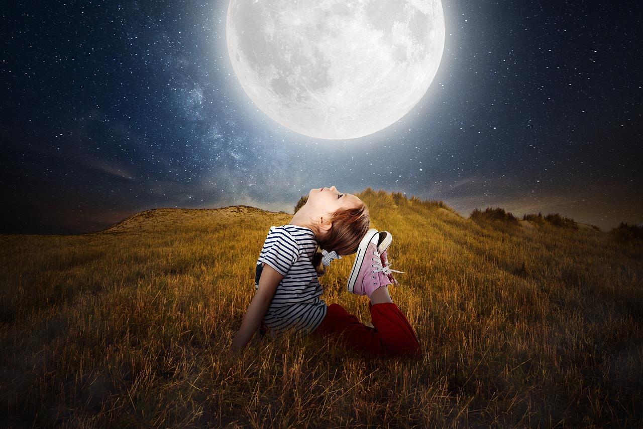 совсем фото с луной прикольные это