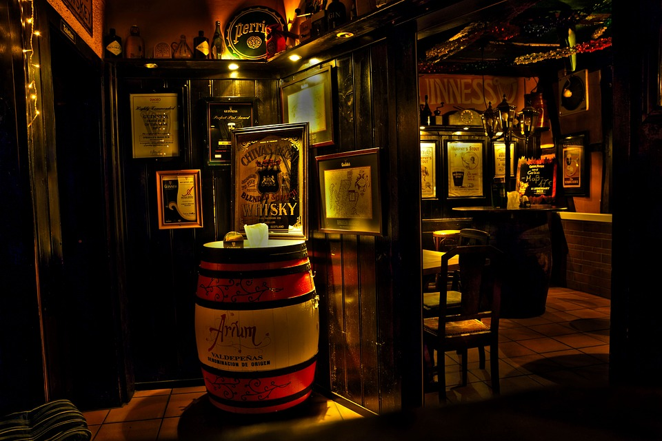 Pub, Guinness, Ireland, Kilkenny, Whiskey