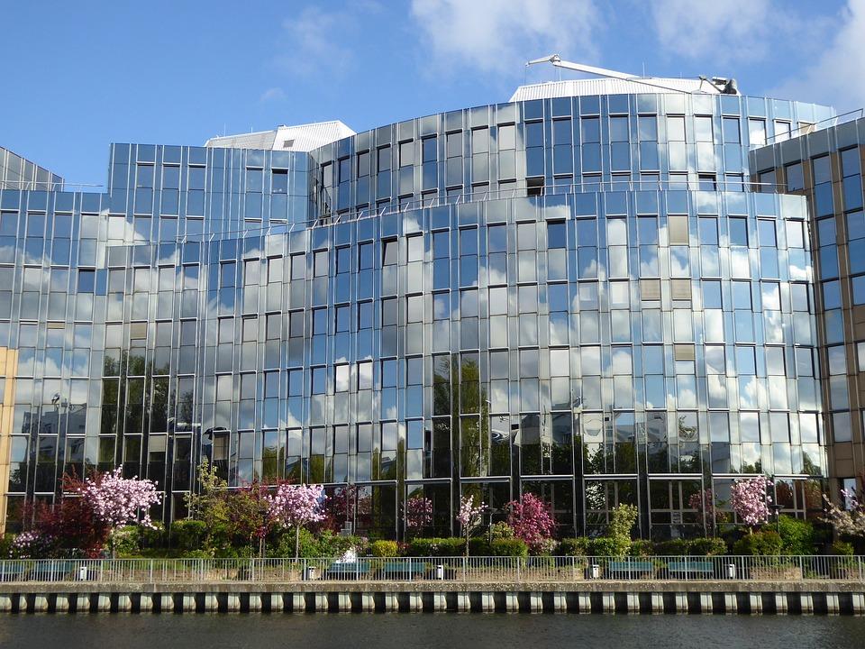 Fassade bürogebäude  Kostenloses Foto: Glasfassade, Fassade, Bürogebäude - Kostenloses ...