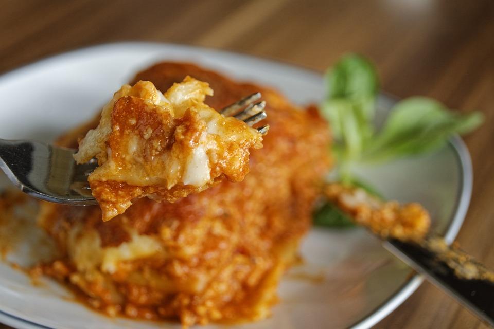 Lasagne Makaron Kluski Darmowe Zdjecie Na Pixabay
