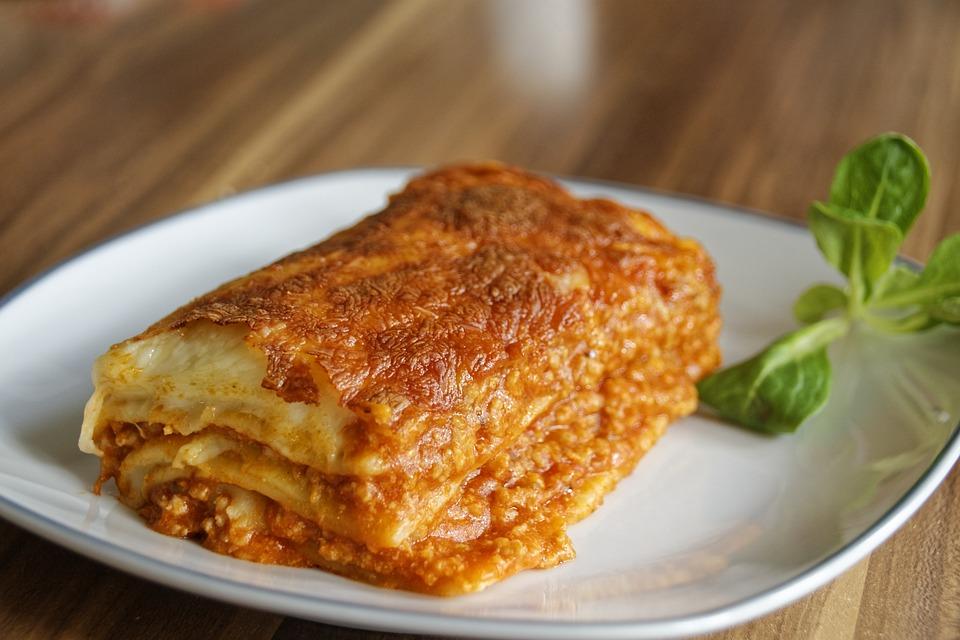 Lasagna Pasta Mi Foto Gratis Di Pixabay