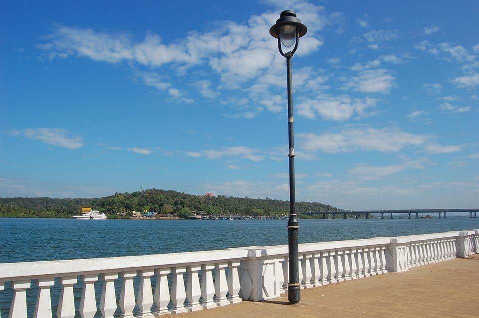Earth Day, Goa, Panaji, Panjim, Streetlight, Indian