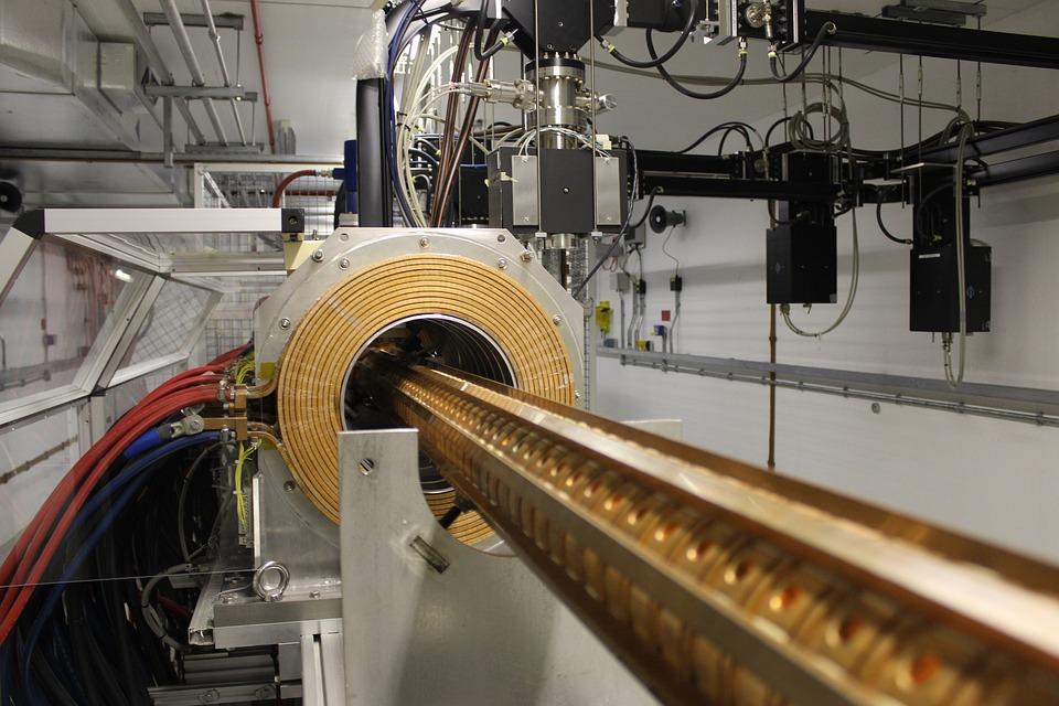 技術, 線形加速器, 粒子加速器, 科学, 線型加速器, 機械