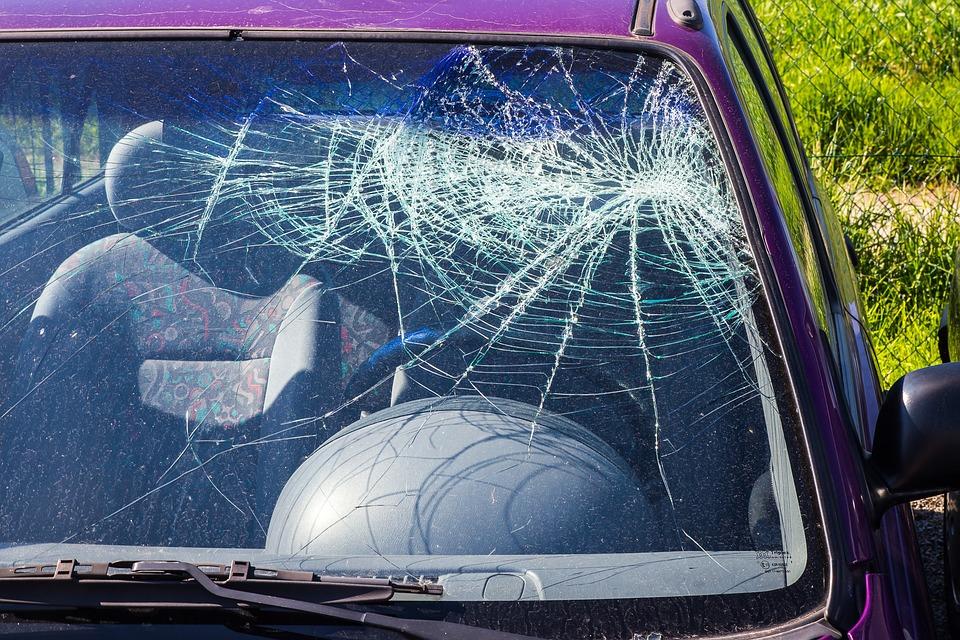 Autounfall Unfall Frontscheibe · Kostenloses Foto auf Pixabay