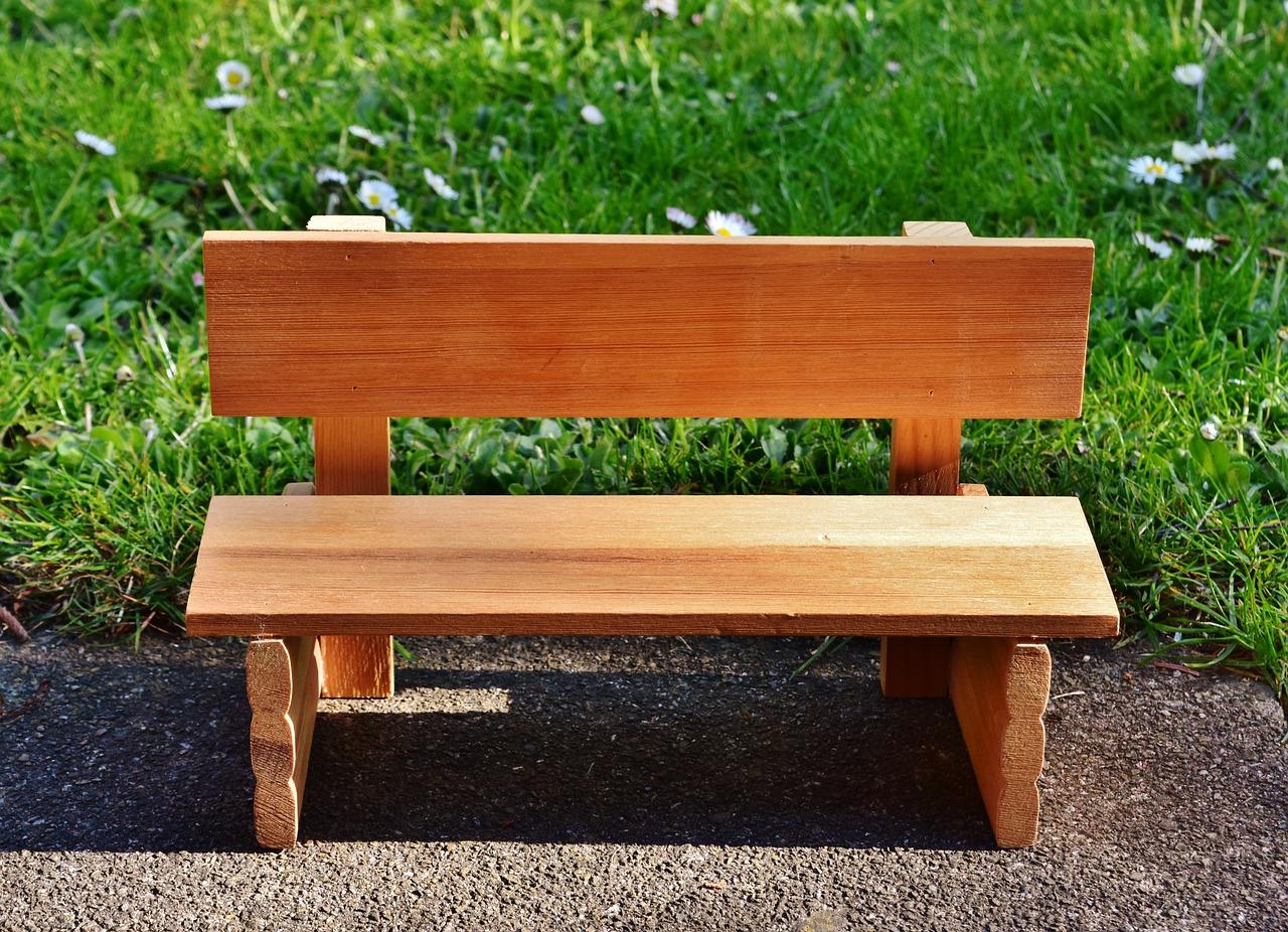 картинка скамейка из дерева была мадейре январе