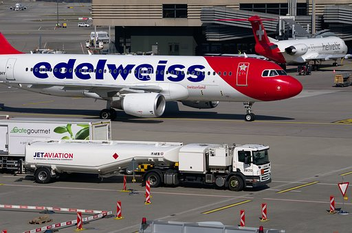 Edelweiss, Aircraft, Airbus