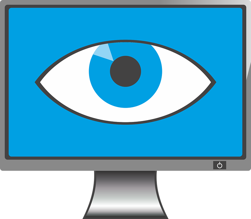 Monitor, Eye, Watch, Spy, Privacy Policy