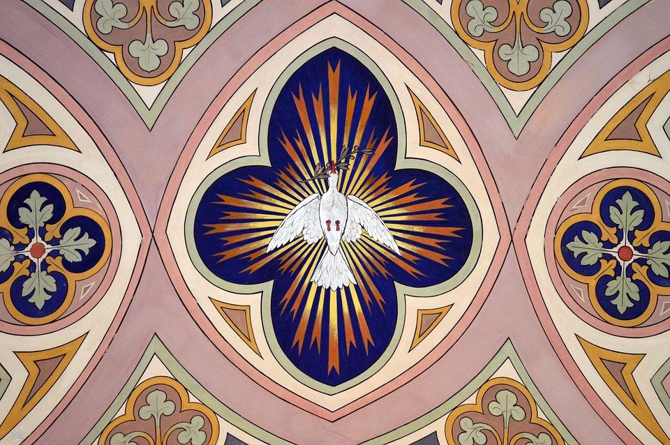 Church Wall Decoration free illustration: church, wall decoration, decor - free image on