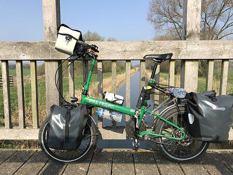 Folding Bike, The East Of England